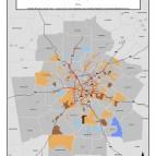 Public Transit – metro tracts