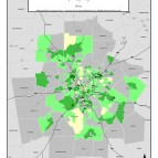Population Age < 5 Years - metro tracts