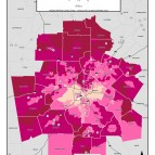 White Population – metro tracts