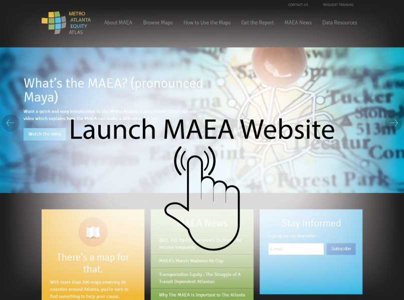 launch maea website
